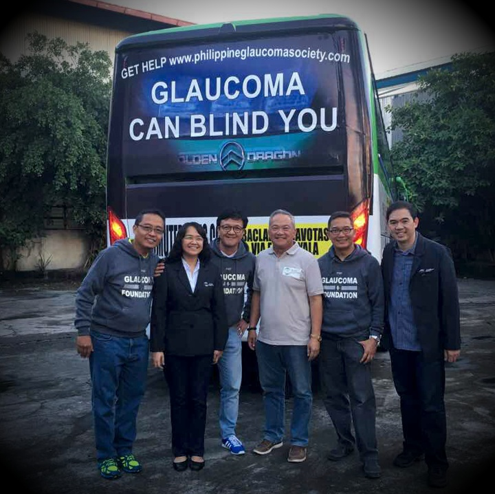 PGF and PGS Officers visit Commuters Bus Corporation